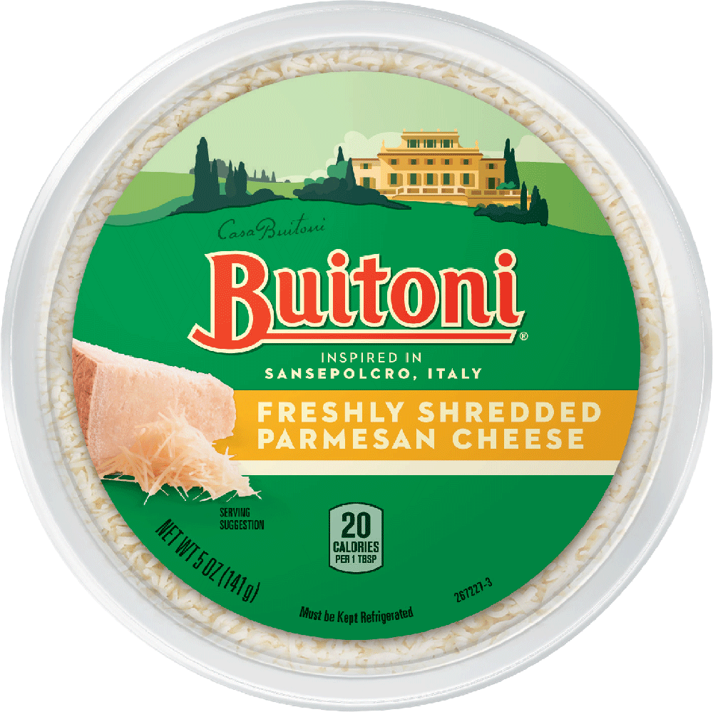 BUITONI®  Freshly Shredded Parmesan Cheese
