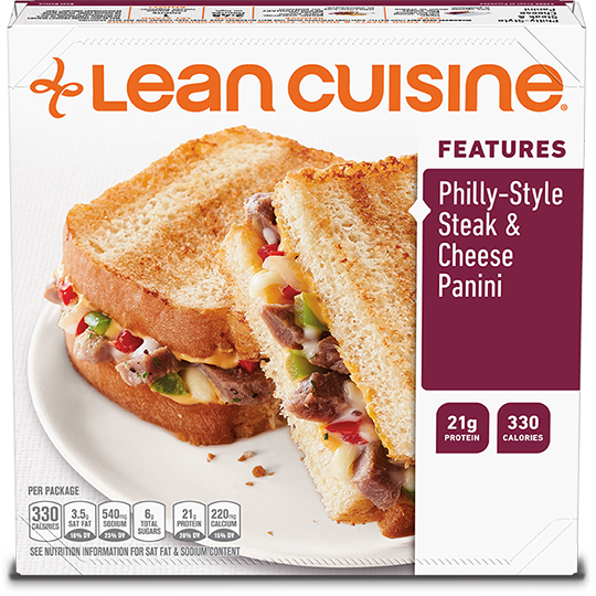 Philly-Style Steak & Cheese Panini