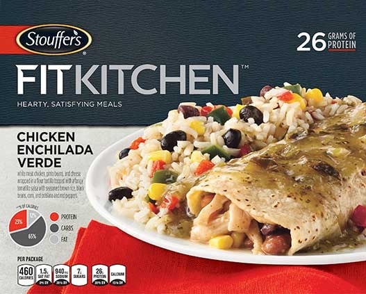Fit Kitchen Chicken Enchilada Verde