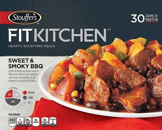 Freshly Made Simply Frozen Dinners And Dishes Stouffer S