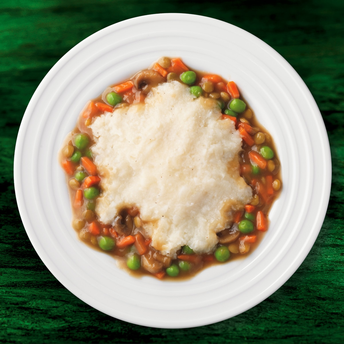 Mushroom & Vegetable Shepherd's Pie