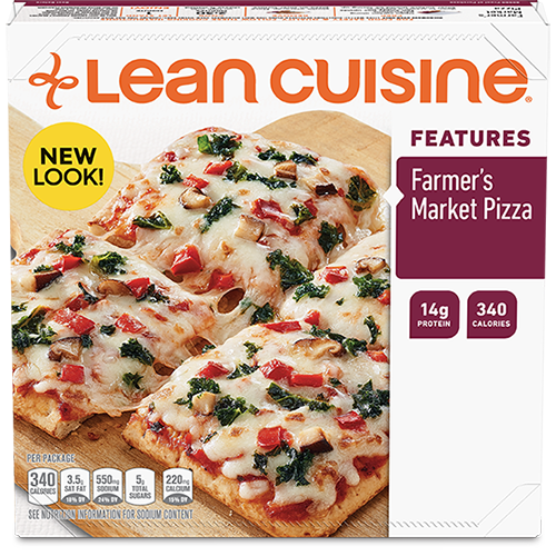 Farmer's Market Pizza Frozen Meal | Lean Cuisine