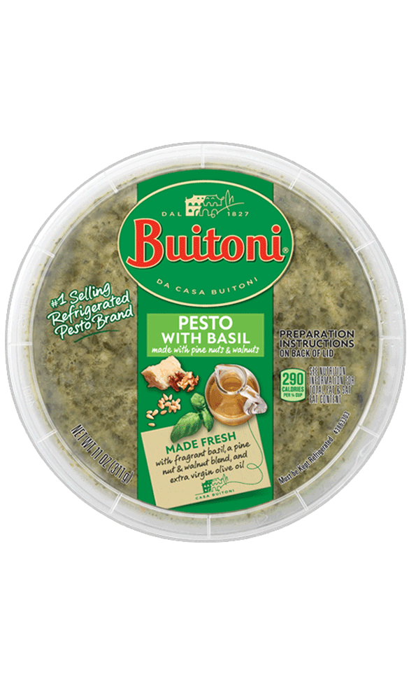 Pesto with Basil  (11 oz.)