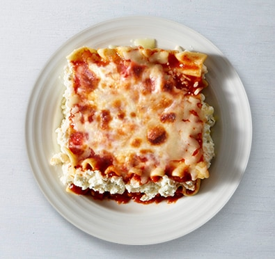 Classic Five Cheese Lasagna
